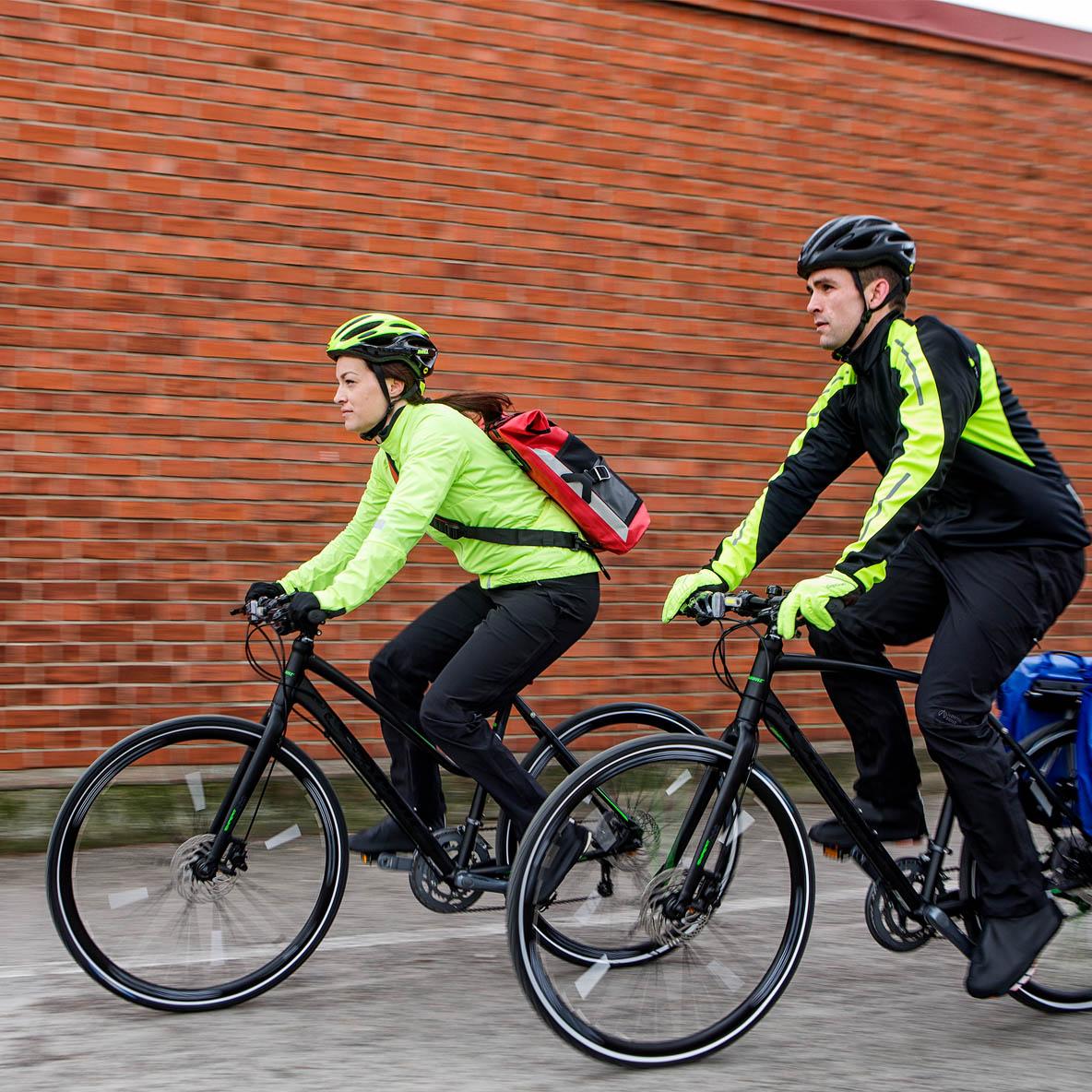 7 tips för att cykla säkert